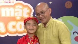 Nổi da gà đối diện bé Thiên Phú 11 tuổi đọc vị phán bút thư pháp