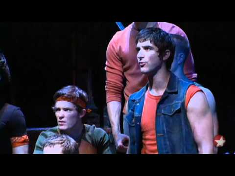 """Quintet"" from ""West Side Story"" 2009 Broadway Revival w/Karen Olivo, Matt Cavanaugh & More"