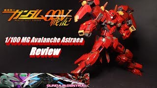 1/100 MG Avalanche Astraea F Type (Hobby Star) Review Part 1