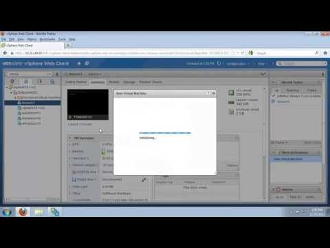 Virtual Machine Cloning and Templates for VMware vSphere (vSOM)