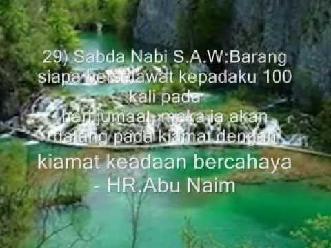 Keajaiban Selawat Ke Atas Nabi Muhammad S.A.W.wmv