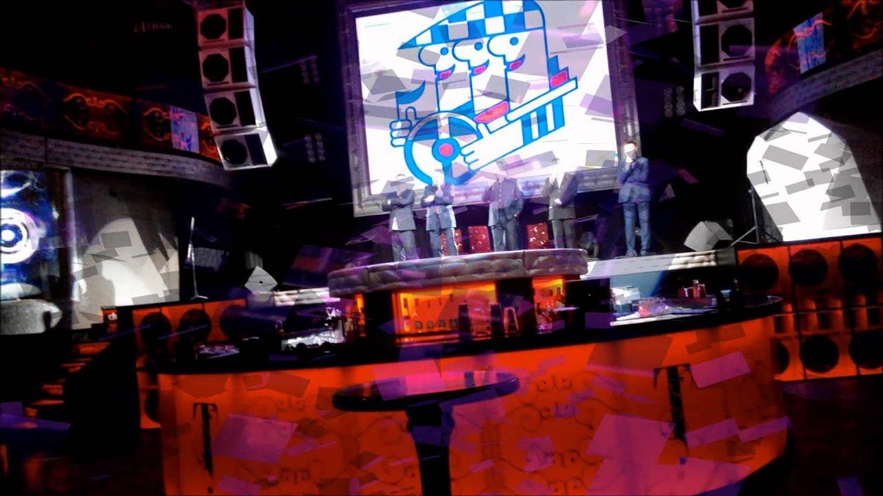 ДЛШ в клубе ТЕАТРО, г. Томск. 22 ноября 2014 года - YouTube