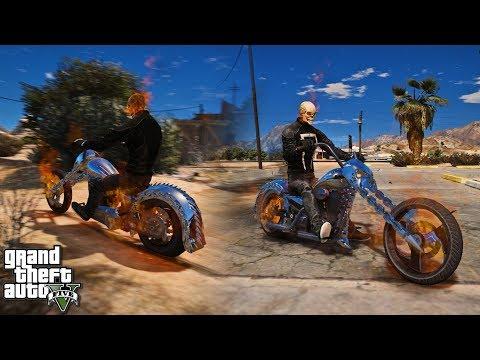 КАК УСТАНОВИТЬ МОД НА ПРИЗРАЧНОГО ГОНЩИКА В GTA 5 // Ghost Rider // ПРИЗРАЧНЫЙ ГОНЩИК ГТА 5 МОДЫ