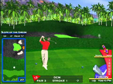 Golden Tee Fore! gameplay on 4 different courses