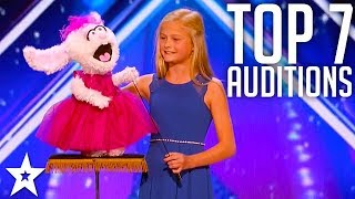 most shocking auditions 2017