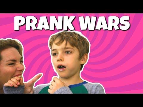 April Fools Prank Wars | Parents Vs. Kids 2