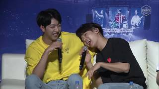 CNBLUE OFFICIAL FANMEETING 2018 名古屋公演2回目前編.