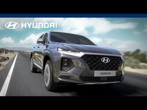 [The all-new Santa Fe] Safety