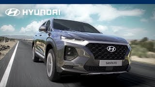 The all-new Santa Fe Product Information Film #2
