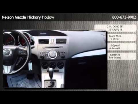 2011 Mazda Mazda3 4dr Sedan Automatic S Sport Sedan   Nashville