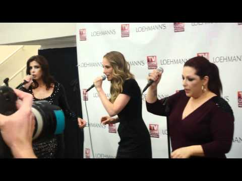 "Wilson Phillips performing ""California Dreamin"" live in Los Angeles (4-15-12)"