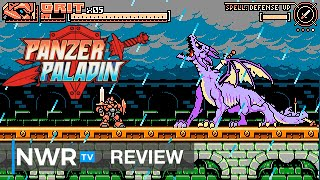 Panzer Paladin (Switch) Review - Girl und Panzer + Zelda II? (Video Game Video Review)
