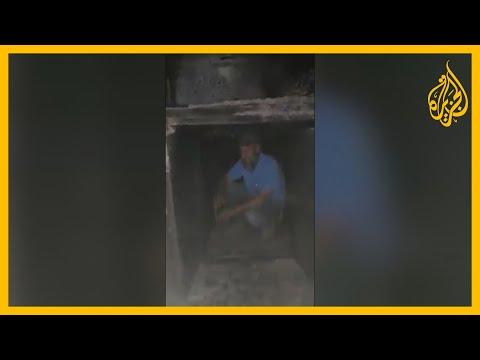 ترهونة تكشف عن مزيد من فظاعات حفتر.. صناديق حديدية يصلى من بداخلها بالنار، وبعثة جنائية قريبا بليبيا  - نشر قبل 4 ساعة