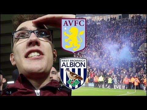 WEST BROMWICH ALBION 2-2 ASTON VILLA | 7/12/18 | REFEREES COST US THE GAME! *VLOG*