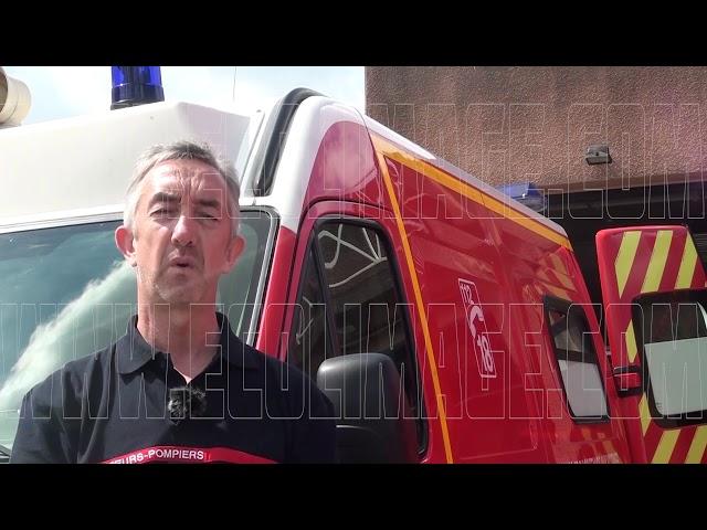 Reportage Pompiers CM2