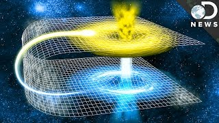 How Scientists Created A Wormhole In A Lab thumbnail