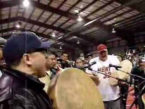 northern cree round dance song