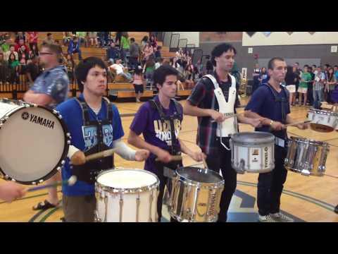 Todd Beamer High School Drumline - 2013