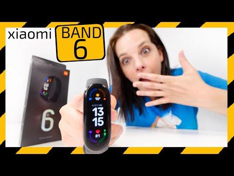 Xiaomi Mi Smart BAND 6 -CASI PERFECTA... pero le falta algo-