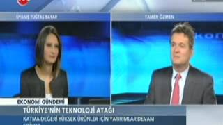Tamer Özmen - 360 TV - Uyanış Tuğtaş Röportajı -- 1