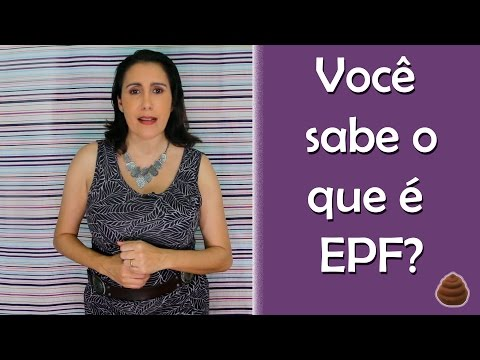 EPF: Exame Parasitológico de Fezes