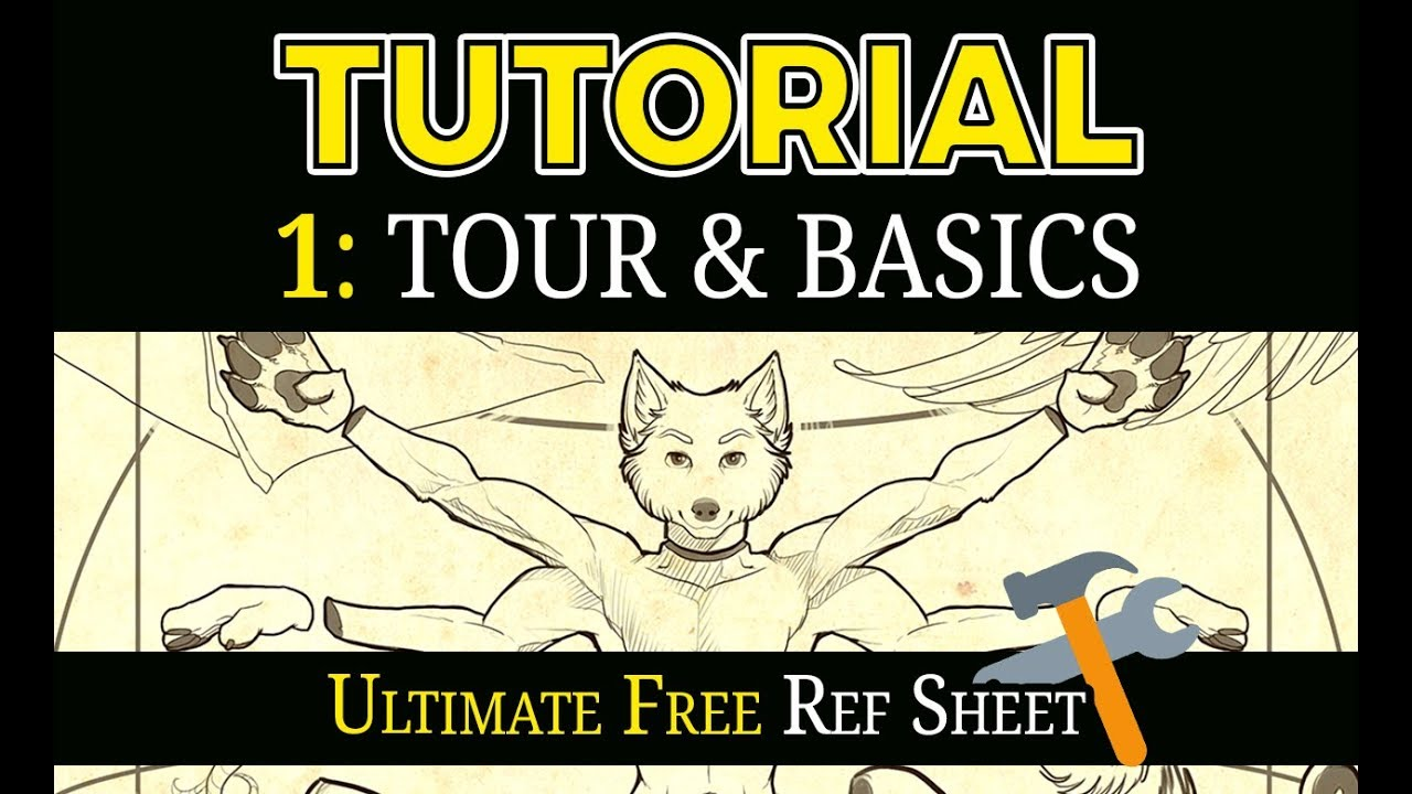 FREE REFERENCE SHEETS – @ArtByZhivago