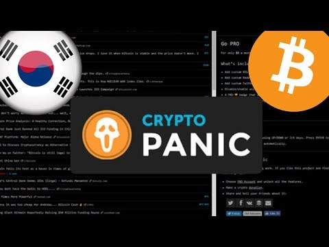 Bitcoin And Cryptocurrency Market Plummets | Korea Raids Bithumb and Coinone / Banning Trading