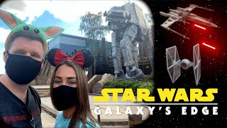 I took my girlfriend to Galaxy's Edge for the FIRST time