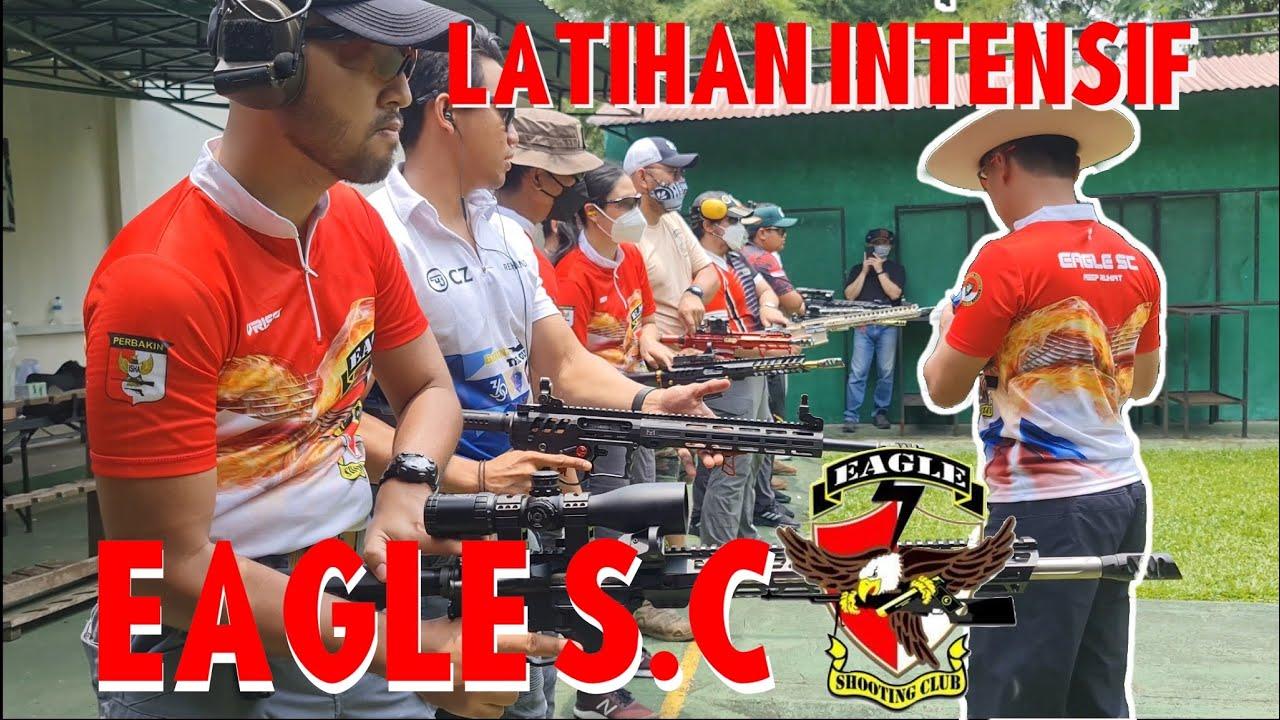 LATIHAN INTENSIF EAGLE SHOOTING CLUB l ASEP RUCHIAT IPSC