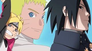 Madara Returns Killing Hokage Naruto in Front of Boruto