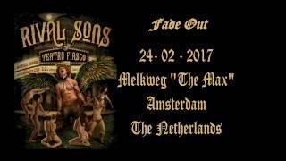 Rival Sons, Fade Out, Melkweg, Amsterdam, 2017-02-24