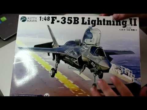 Kitty Hawk F 35B Lightning II Review