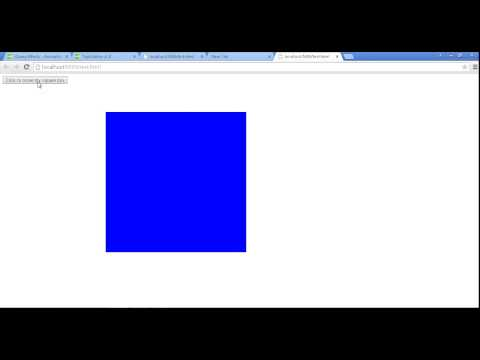 Need To Increase Height & Width Of Jquery Dialog With Animate Function