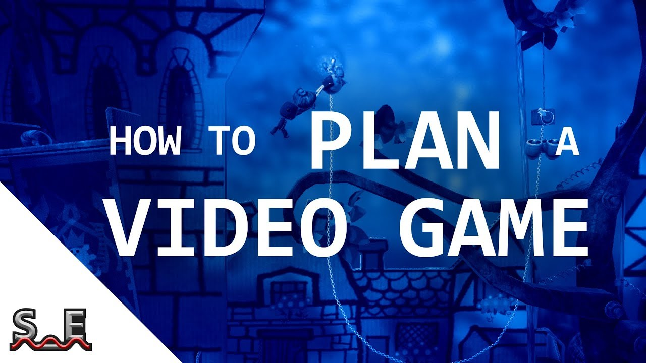 How to Plan a Video Game – The Pre-Production Phase    Syntax_Error
