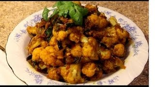 HOW TO MAKE Cauliflower Masala(Kerala Recipe)