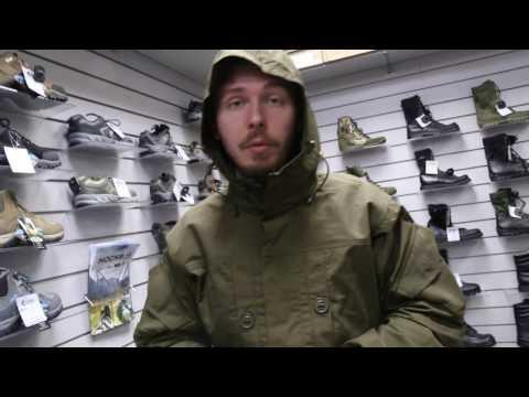 Брезентовый костюм (брюки и куртка) Splav «Горный-5»