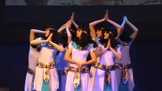 """Танцевальный коллектив """"Парадокс"""" - Египетский танец"""