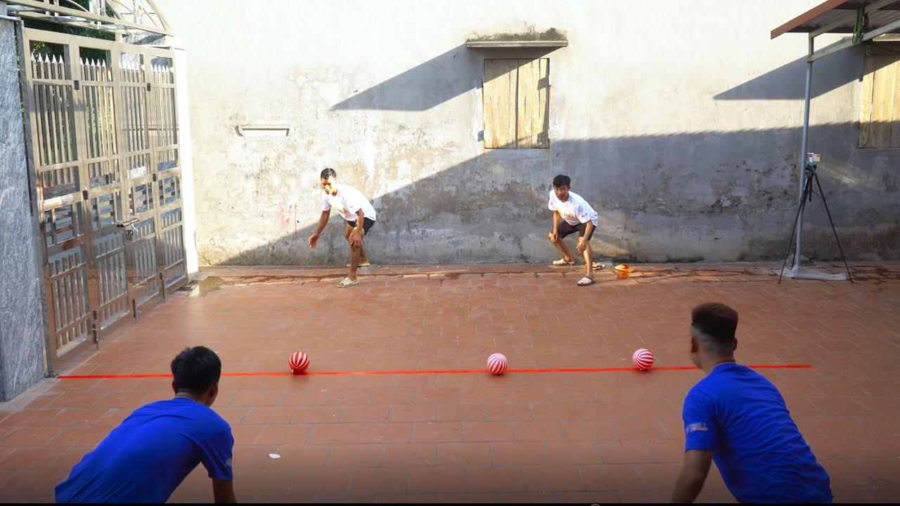 Chọi Bóng | Handball Challenge | PHD Troll