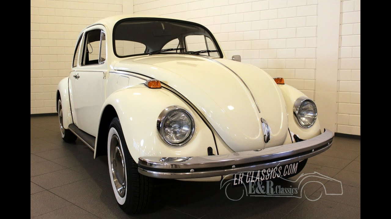 Interieur Volkswagen Kever Vw Beetle 1973 New Paint New Interior Very Beautiful Condition Video Erclassics