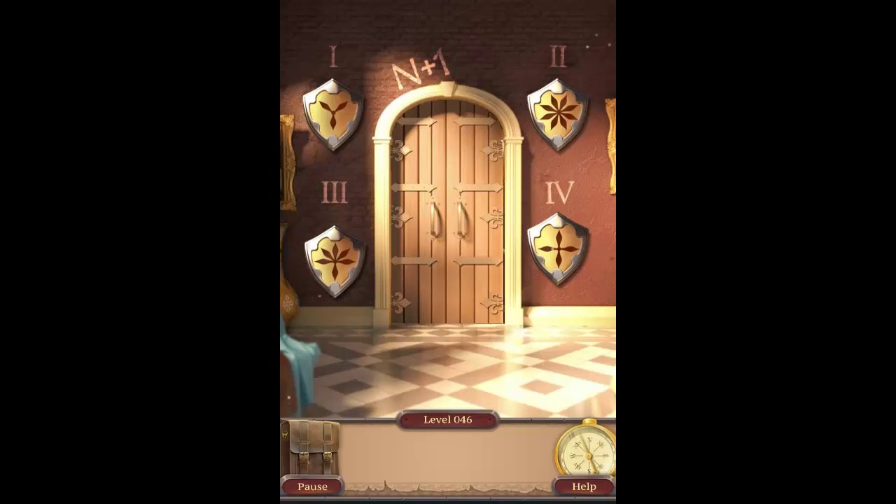 100 Doors Challenge 2 Level 46 Walkthrough Youtube