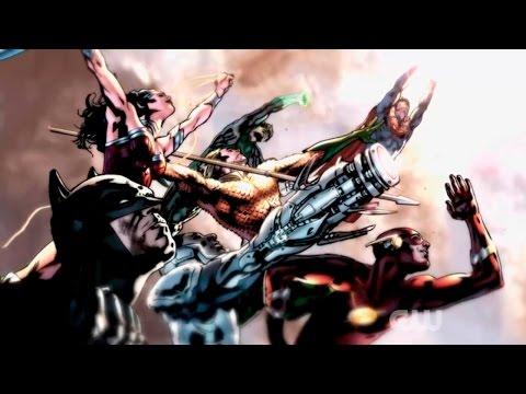 Especial DC Films (2016) - Introduccion a la Liga de la Justicia - Sub. en Español