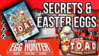 Captain Toad Treasure Tracker Ghost Easter Eggs - The Easter Egg Hunter