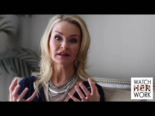 Health: Bring Your Own Happiness, Kimberly Cutchall | WatchHerWorkTV