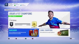 ROAD TO ELITE/ FUT CHAMPIONS / FIFA 19 / JL 2017