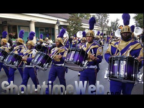 Bayou Classic Parade Marching Bands 2018