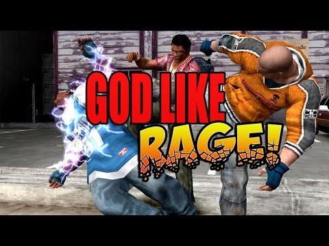 PURE ANGER & RAGE! Urban Reign (#3)