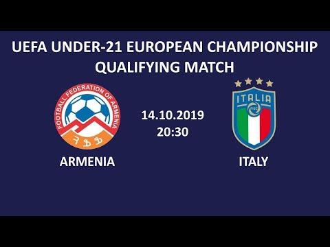 Armenia U-21 - Italy U-21