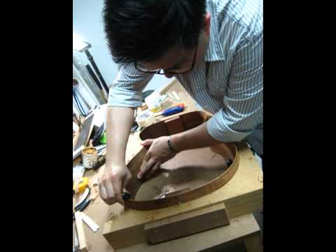 Musical Instrument Making Course - OM Acoustic Guitar