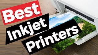 Inkjet Printer: Best Inkjet Printers 2019 - 9 TOP PRODUCTS