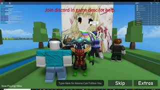 GUESS THAT ANIME!!! ROBLOX